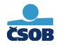 Československá obchodní banka logo